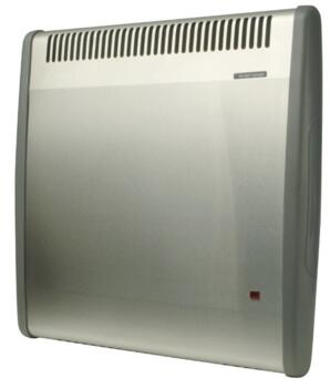 Consort PLC Panel Heater - Stainless Steel With Controls - PLC050SS 0.5kW with Thermostat
