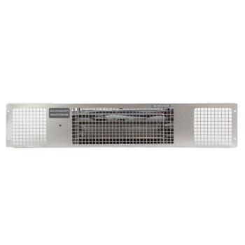 Stainless Steel Electric Plinth Heater - Consort - 3kW Wireless