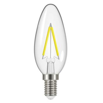 Candle Filament Lamp LED Dimmable 4.8w SES - SES E14
