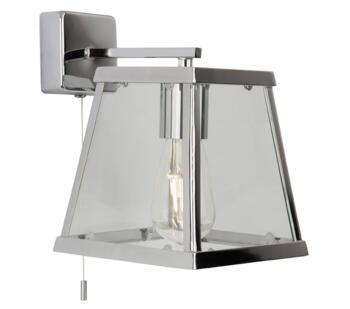 Metal Chrome Wall Light - 4611CC