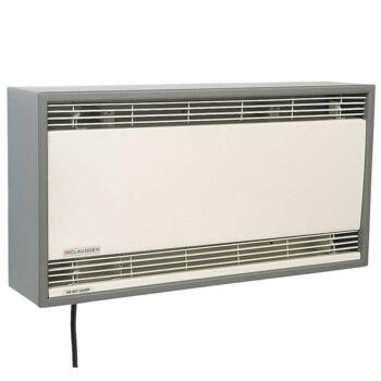Consort Commercial Robust Wall Fan Heater - 3kW