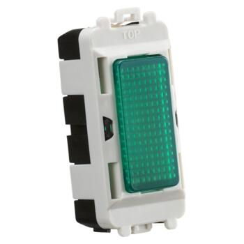 Grid Switch Indicator  - Green