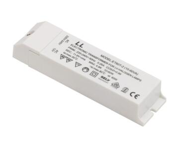 Electronic Lighting Transformer - X60TB - 60VA - White