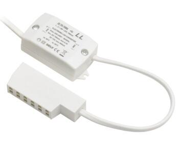 Driver for LED Range Amp Socket - 0-6W -DRIVER6W02 - White