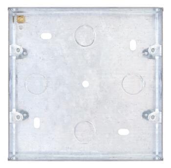 Grid Switch Backbox - 6 - 8 Gang