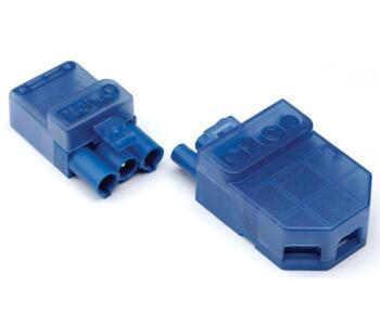 Click CT101C 3 Pin Pull Apart Flow Connector - 20A 3 Pin  Standard
