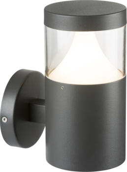 Anthracite IP54 GU10 Wall Light with Diffuser - GDL1