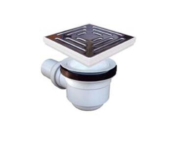 Marmox Tile Drain for Marmox Showerlay Shower Tray - Showerlay Drain
