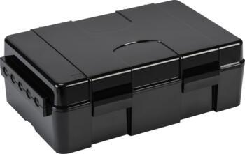 Black IP55 Weatherproof Garden Box - JB55BK