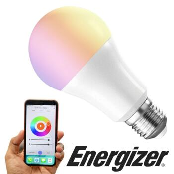 GLS ES Smart Wifi Lamp 5w Colour Changing - Pack of 1