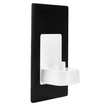 Electric Toothbrush Wall Charger Single Black