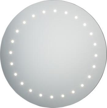 Circular LED Bathroom Mirror IP44 500mm  - ML500