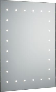 LED Bathroom Mirror with Demister, Shaver Socket and Motion Sensor - MLC6045SD