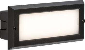 Surface Mount Brick light IP65 5W LED  - BLKITBK Black