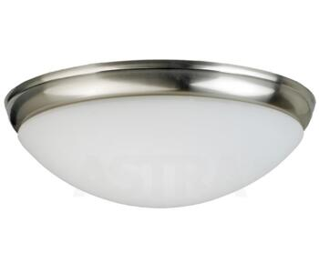 Fantasia Aries Light Kit - Brushed Nickel