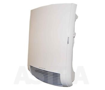 Hyco MS180 Mistral IP24 Bathroom Fan Heater - 1.8Kw