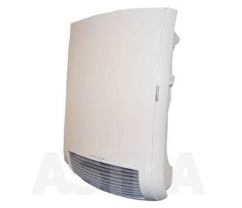 Hyco MS180 Mistral IP24 Bathroom Fan Heater - 1.8Kw