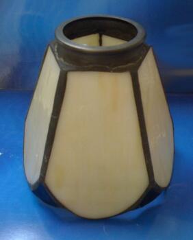 Ceiling Fan Shade - Tiffany Glass Shade G12347 - Tiffany Glass Shade