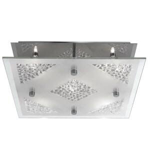 Flush Ceiling  Light - 5 Light Flush 9075-5CC - Chrome