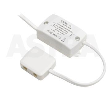 LED Driver 24V - 6W JB Socket - DRV24-6W-JB4 - White