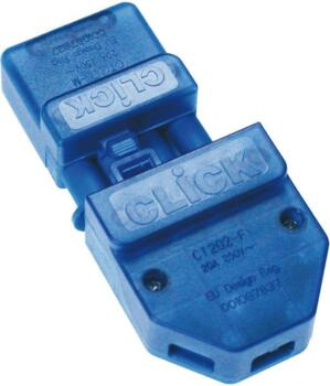 Click CT202C 4 Pin Pull Apart Flow Connector - 20A 4 Pin  Standard