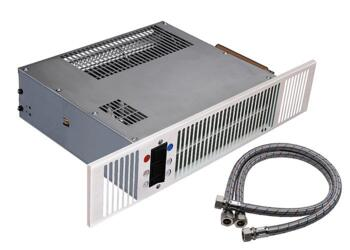 Smiths SS5/Dual Fuel Hydronic Plinth Heater - SS5/Dual - Max. 1.7kW (5800Btu) - Room Size 37m3
