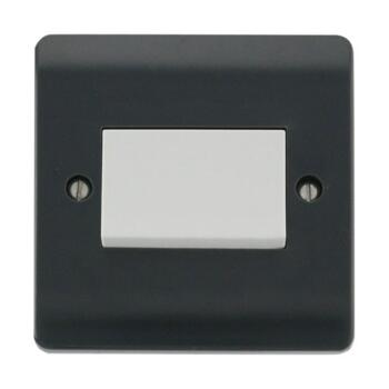 Part M Large Paddle Light Switch - 10AX 2 Way - Single Paddle Light Switch