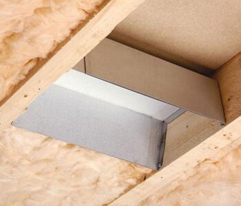 Insulation Support Box GB470  - Adjustable for 340mm - 620mm Truss Centres