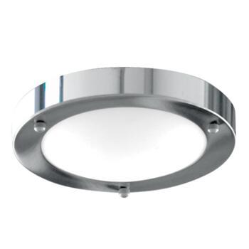 Bathroom Ceiling Light - Chrome IP44 60W - 1131-31CC