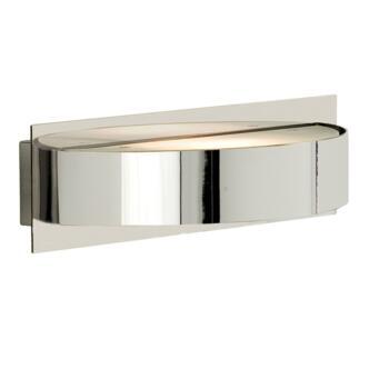 Wall Light - Semi-Circular Chrome Halogen 2692CC - Chrome