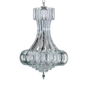 Sigma Chandelier Ceiling Light - 6 Light 30021CC - Chrome