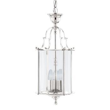 Hall Lantern - Chrome 3003-10CC 3 Light