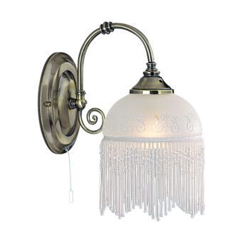 Victoriana Wall Light - Antique Brass 3151-1AC - Antique Brass