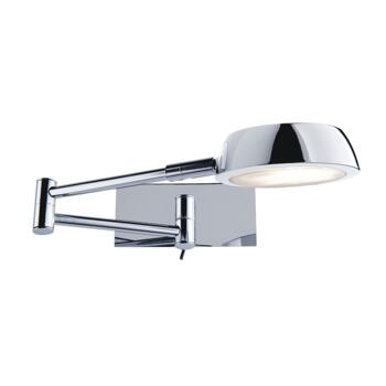 Low Energy Swing Arm Wall Light 3863CC - Chrome