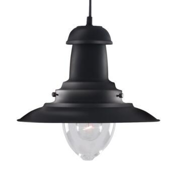 Fisherman Ceiling Light - Pendant Light 4301BK - Black