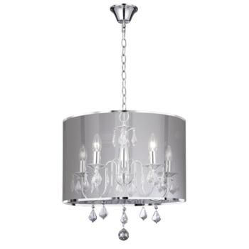 Olivia Ceiling Light - 5 Light 4805-5CC - Chrome