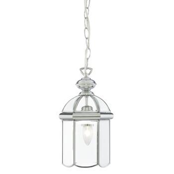 Hall Lantern - Chrome 5131CC Single Light - Chrome