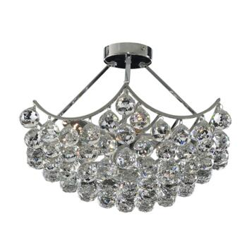 Sassari Chandelier Light - 5 Light 6555-5CC - Chrome