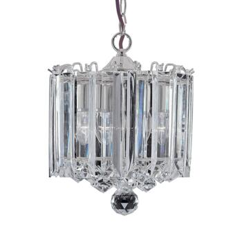 Sigma Chandelier Ceiling Light - 3 Light 6713CC - Chrome