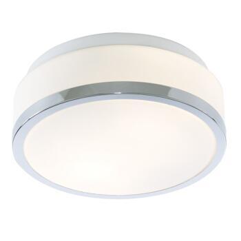 Flush Ceiling Light - 2 Light Flush 7039-28CC - Chrome