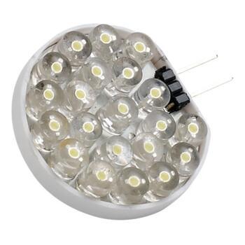 G4 Insert LED Cluster Lamp - 1W  - White