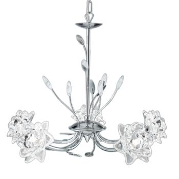 Bellis Ceiling Light - 5 Light 8285-5CC - Chrome