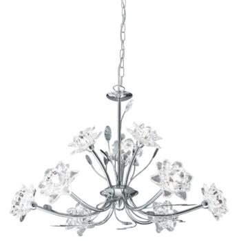 Bellis Ceiling Light - 9 Light 8289-9CC - Chrome