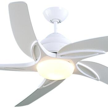 "Fantasia Viper Ceiling Fan - White - 44"" (1120mm)"