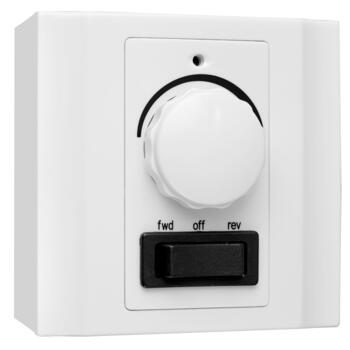 Global Wall Control - RVO-1 - White