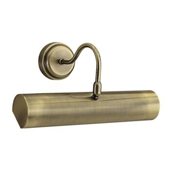 Picture Light - Antique Brass Switched 869AB - Antique Brass