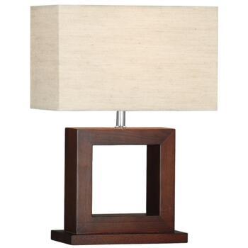 Table Lamp - Wood Effect Cosmopolitan 9000 - Wood Finish