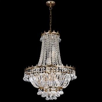 Versailles Chandelier - 9 Light 9112-52GO - Gold-Plated Finish