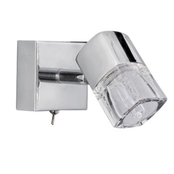 Blocs Spotlight - Single Light Halogen 9881CC - Chrome
