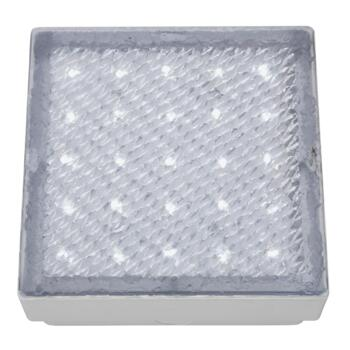 LED Walkover Light - Outdoor or Bathroom 9913WH - White
